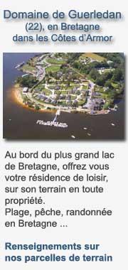 Domaine de Guerledan, votre résidence de loisirs